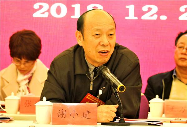 2省华侨历史学会谢小建会长讲话.JPG