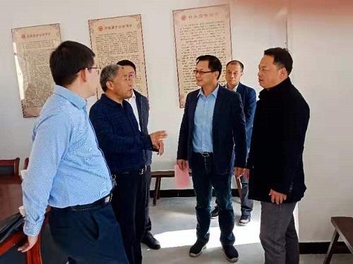 图为在屏南县考核验收现场  张泰 摄.jpg