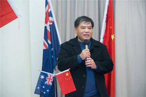7会员代表、商务部部长郑高俊发言.jpg