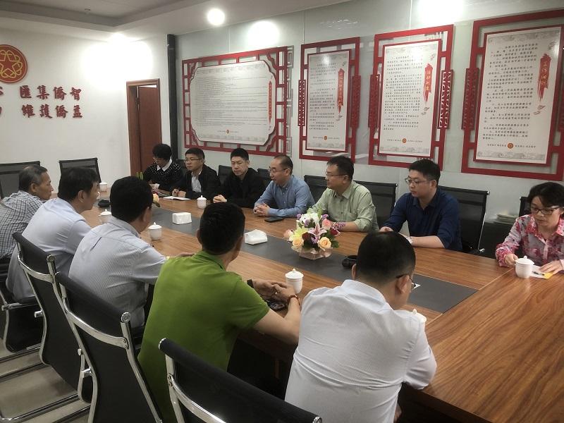 3调研组在石狮市灵秀镇钞坑村侨联座谈.jpg